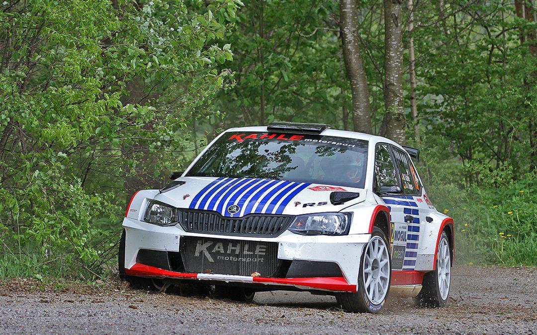 Rallye Pacejov: Kahle/Doerr gegen die schnellen Tschechen