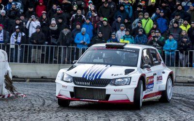 Prager Rallyesprint 2016: Gute Stimmung, trauriges Ende