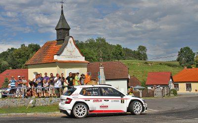 Prager Rallyesprint 2016: Rollentausch für das Saisonfinale