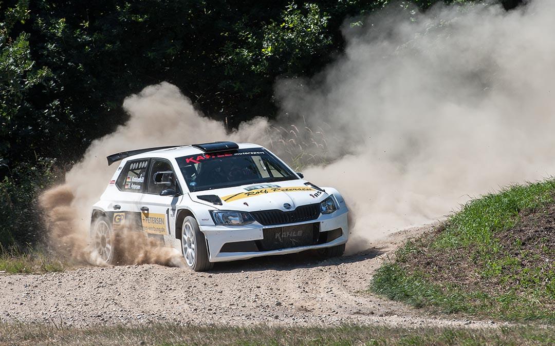 Kahle Motorsport verhilft Rallye-Legende zu R5-Debüt